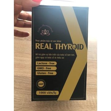 Real Thyroid świńska tarczyca niedoczynność hashi