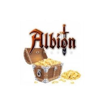 Albion Online Srebro/Silver 5kk