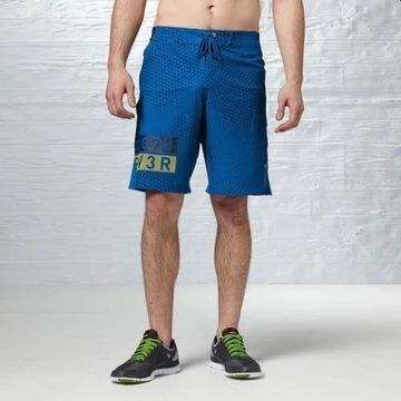 REEBOK Spodenki CrossFit Z92217 L/XL