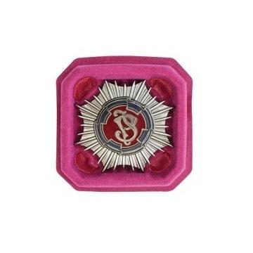 Odznaka 01 Pułku Szwoleżerów