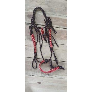Halter sznurkowy dla konia