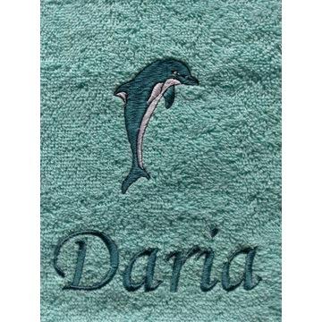 Ręcznik 30x50 z haftem imienia Daria upominek