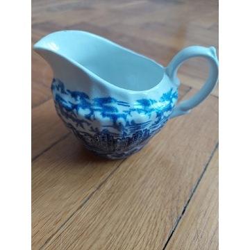 Mlecznik porcelana angielska niebieska