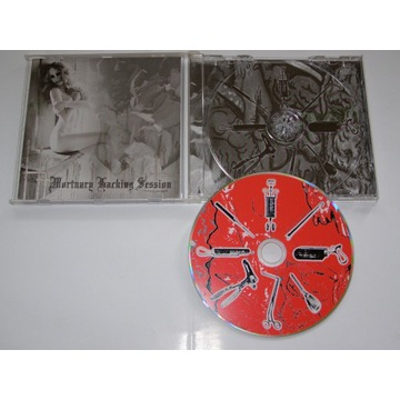 Mortuary Hacking Session + Gruesome Malady CD