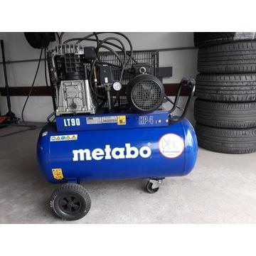 Kompresor firmy metabo