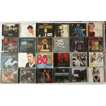Zestaw 47 płyt CD - znani wykonawcy, spora okazja