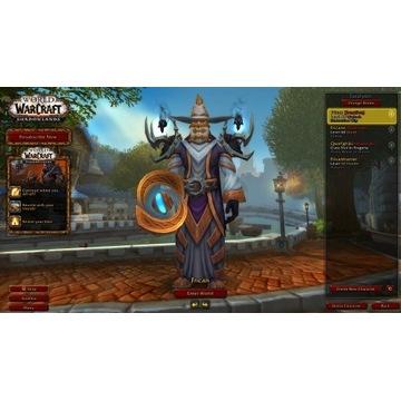 Konto World of Warcraft Shadowlands +26 Euro
