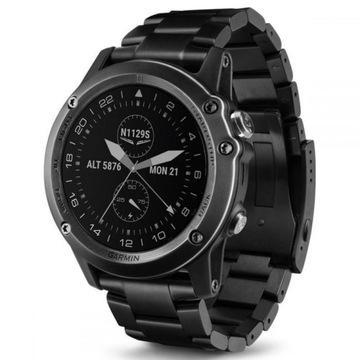 Garmin D2 Bravo Titanium - Smartwatch dla pilotów!