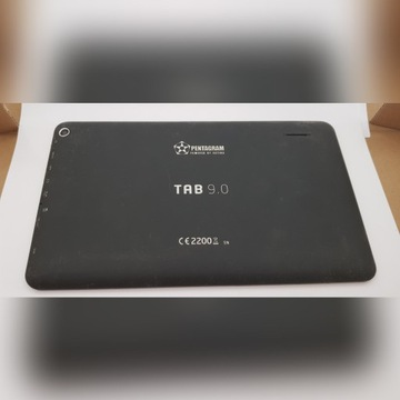Klapka Tył Tablet PENTAGRAM TAB 9.0