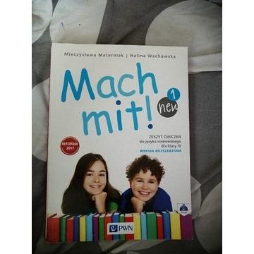 Książki do niemieckiego do 4 i 5 klasy