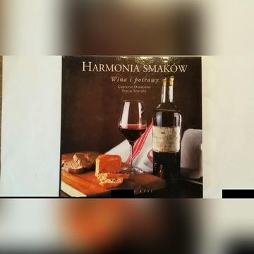 HARMONIA SMAKÓW WINA I POTRAWY C.DARBONNE
