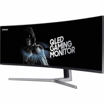 "Monitor Samsung QLED 49"" CHG90 LC49HG90DMUXEN"