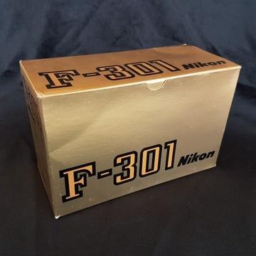 Nikon F-301