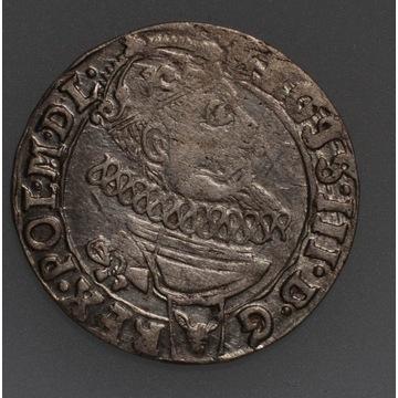 szóstak 1626 GRGSS (SIGIS na GROSS); połysk rzadki