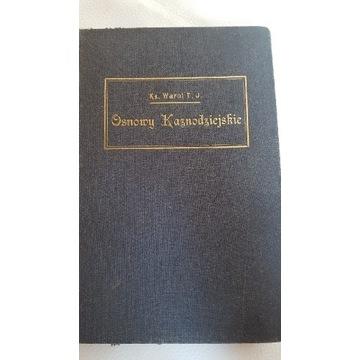 Osnowy Kaznodziejskie cz.II KS. Karol T.J.