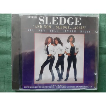 Sister Sledge - And Now Sledge Again CD