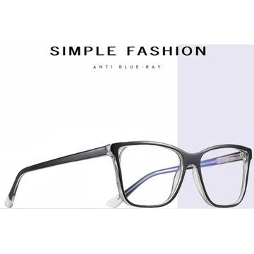 okulary z filtrem niebieskiego światła Jakość wys.