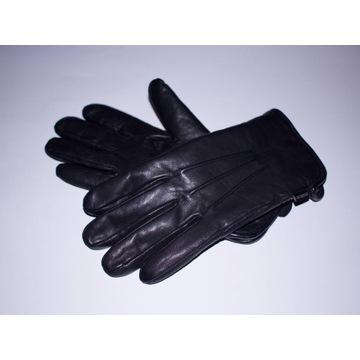 Rękawiczki skórzane Cottofield M/L