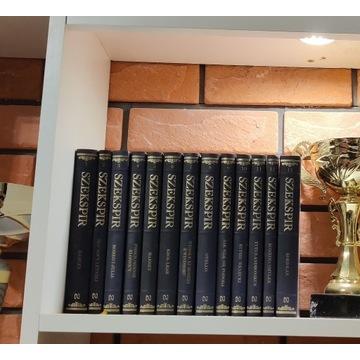 William Shakespear - kolekcja - 13 dzieł w jęz. PL