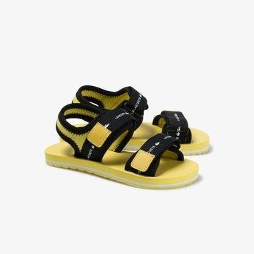 Sandałki sandały lacoste dziecięce SOL 220 roz 28