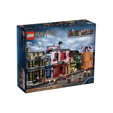 Lego Harry Potter Ulica Pokątna 75978