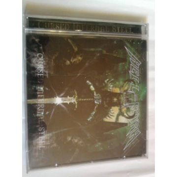Hell-Born - Cursed Infernal Steel CD