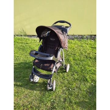 Wózek spacerówka - Graco Mirage Plus Oxford