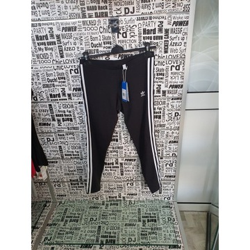 Leginsy damskie marki Adidas
