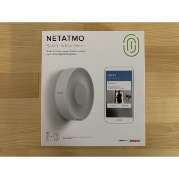 Nowa syrena alarmowa Netatmo