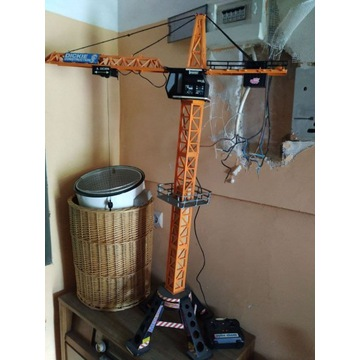 Dickie Construction Dźwig Mega Crane 120 cm