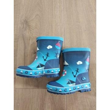 Buciki buty dziecięc roz 21 Lasocki Befado kalosze
