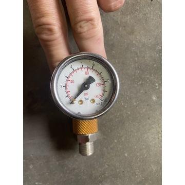 Reduktor powietrza APP z manometrem 389296