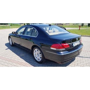 BMW 7 730 DIESEL 231KM