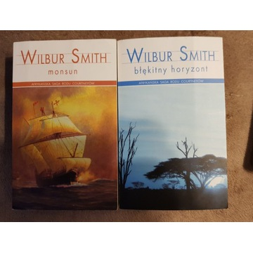Wilbur Smith - Monsun, Błękitny horyzont
