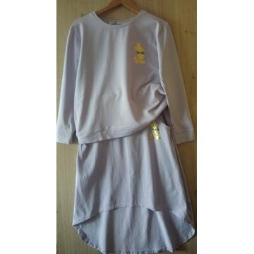 Komplet bluza + spódnica firmy myVogue roz.1