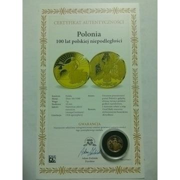 100 lat Polskiej Niepodległości Droga do Wolności