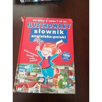 Słownik angielsko - polski