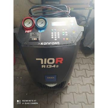 Texa710 Urządzenie do napełn. klimatyzacji R134a