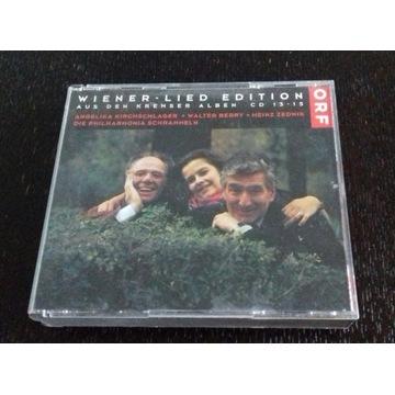 Wiener Lied Edition Aus den Kremser Alben CD 13-15