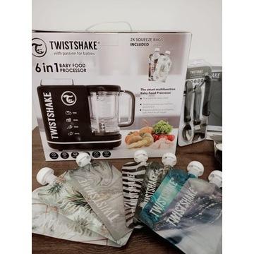 Twistshake Dinner Time robot rozszerzanie diety