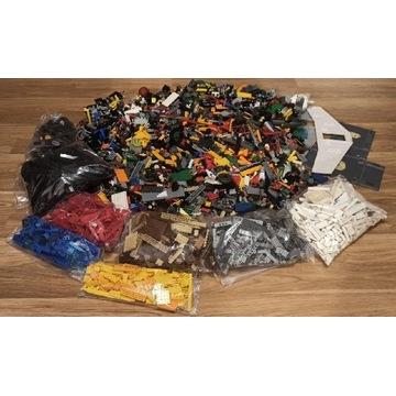 11,5 KG Klocki LEGO, Cobi, inne, MIX Warto