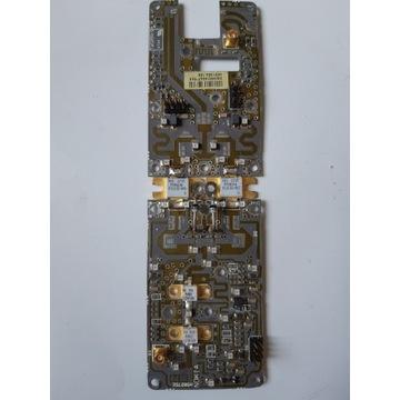 Wzmacniacz na 900 MHz na tranzystorach 2x PH9024A