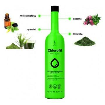 Duolife płynny chlorofil