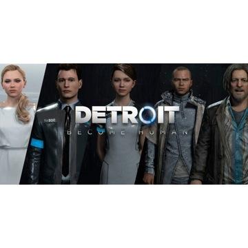 Detroit Become Human gra PS4