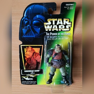 Star Wars The Power of The Force Gamorrean Guard