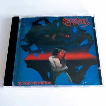 "SEPULTURA - ""Schizophrenia"" CD"