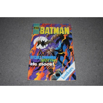 Batman 12/91 TM-SEMIC 1991 12/1991