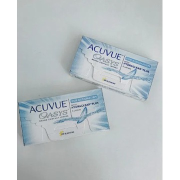 ACUVUE OASYS for ASTIGMATISM 6szt -4.25/-0.75/180