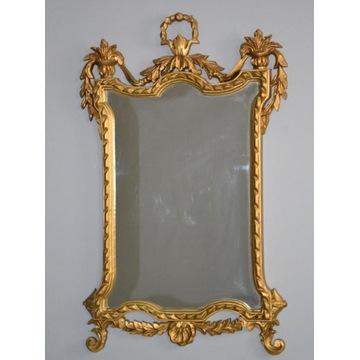 Lustro  złocone nr 168 Fiaf