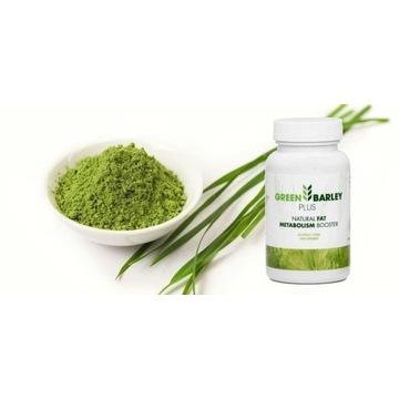 Green Barley Plus ! Naturalny Spalacz Tłuszczu !